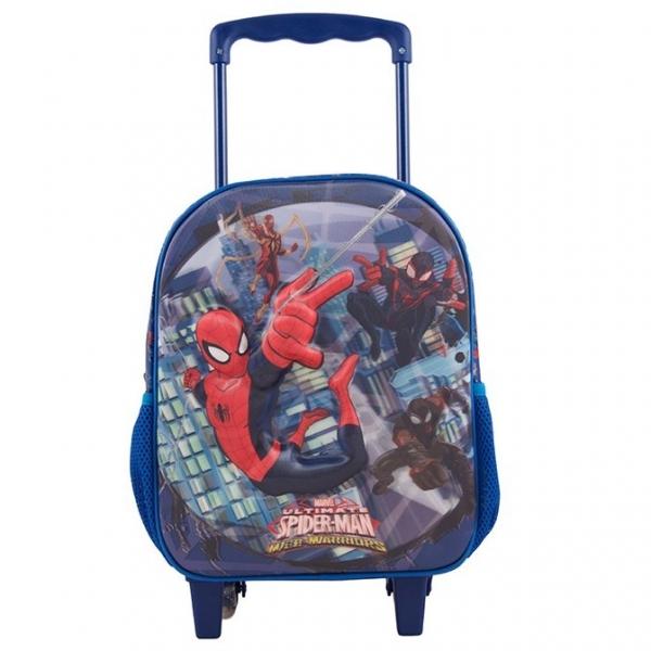 """Trolley 12.5"""" 4D Spider Man"""
