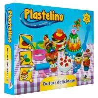 Plastelino Torturi Delicioase