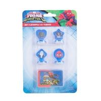 Set 4 stampile Spiderman SM3602