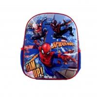 "Ghiozdan 12,5"" 3D Spiderman SMA12302"