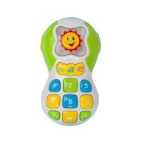 Jucarie bebelusi Noriel Bebe - Primul meu telefon, bilingv