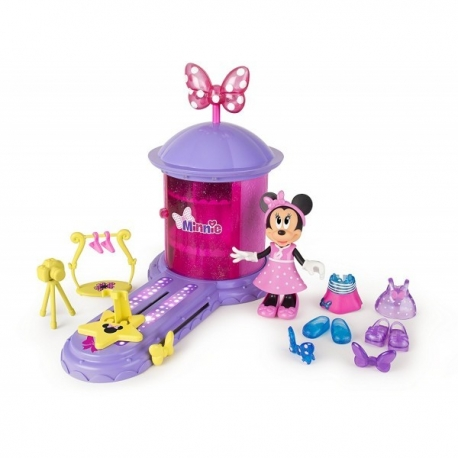 Set garderoba Magica a lui Minnie Mouse
