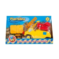 Plastelino - Excavatorul de plastilina 2016