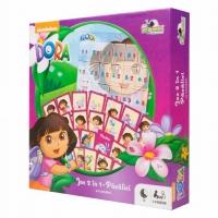 Joc Pacalici cu complici 2 in 1 - Dora Exploratoarea