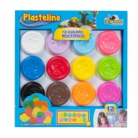 Plastelino - Multipack (12 culori)