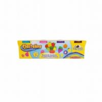 Plastelino - Pasta de modelat Neon (4 culori)