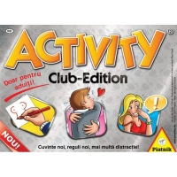 Joc Activity Club Edition - Pentru adulti