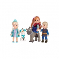 Set 5 figurine Frozen