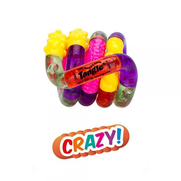 Jucarie Zuru Tangle - Classic si Crazy