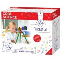 Previous Cool Science - Set educativ - Telescop 15x