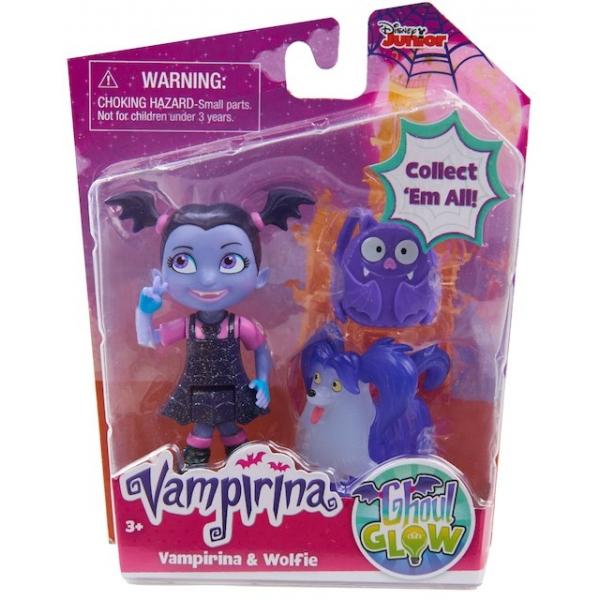 Set figurine Vampirina si Lupi