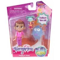 Set figurine Vampirina - Poppy si Demi