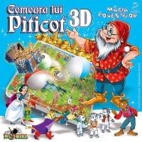 Comoara lui Piticot, 3D