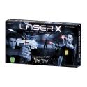 Set Pistoale cu laser interactiv - Blaster Laser X Dublu - Double