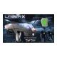 Pistol cu laser interactiv - Blaster Laser X Dublu -  Double