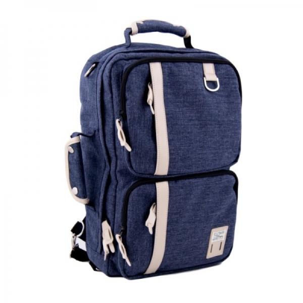 Rucsac servieta Unique - Albastru