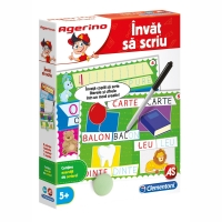 Joc educativ Agerino - Invat sa scriu
