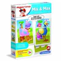 Joc educativ Agerino - Mix si Max