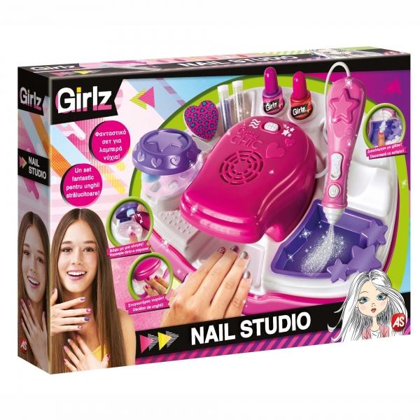 Set manichiura Nail Studio Girlz