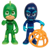 Set figurine cu lumini Sopi si Ninja
