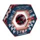 Titirez electric Vortex I-Top cu afisaj, Rosu