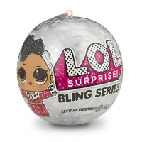 Papusa figurina surpriza LOL Surprise Glitz Bling