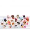 Set figurine Lol Surprise Lil sisters 5 piese + Pets 7 piese