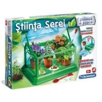 Set educativ Stiinta Serei de la Clementoni