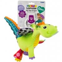 Jucarie bebe Zornaitoare Dragonul cu aripi magice Lamaze TOMY