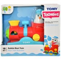 Jucarie de baie Trenul cu baloane Toomies TOMY