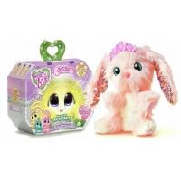 Jucarie de plus Fur Balls, Blossom Bunnies Iepuras Bunny