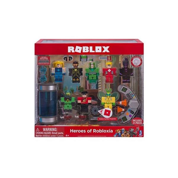 Set de joaca ROBLOX Eroii din Robloxia Seria 4