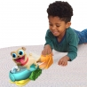 Figurina cu functii Puppy Dog Pals - Rolly si snowmobilul