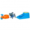 Figurina cu functii Puppy Dog Pals - Bingo's trike launcher