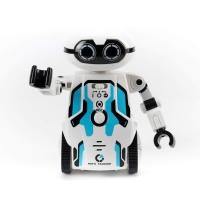 Robot electronic Maze Breaker, Alb-Albastru