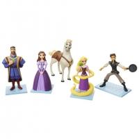 Set 5 figurine Rapunzel