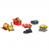 Set 5 figurine - Cars 3