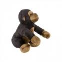 Jucarie de plus gorila, 15 cm