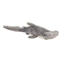 Jucarie de plus rechin ciocan, 29 cm