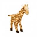 Jucarie de plus girafa, 19 cm