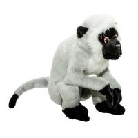 Jucarie de plus maimuta vervet, 16.5 cm