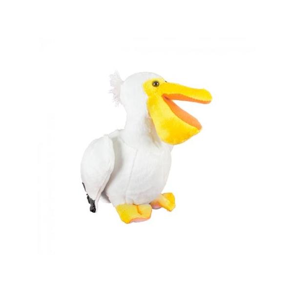 Jucarie de plus pelican, 15 cm