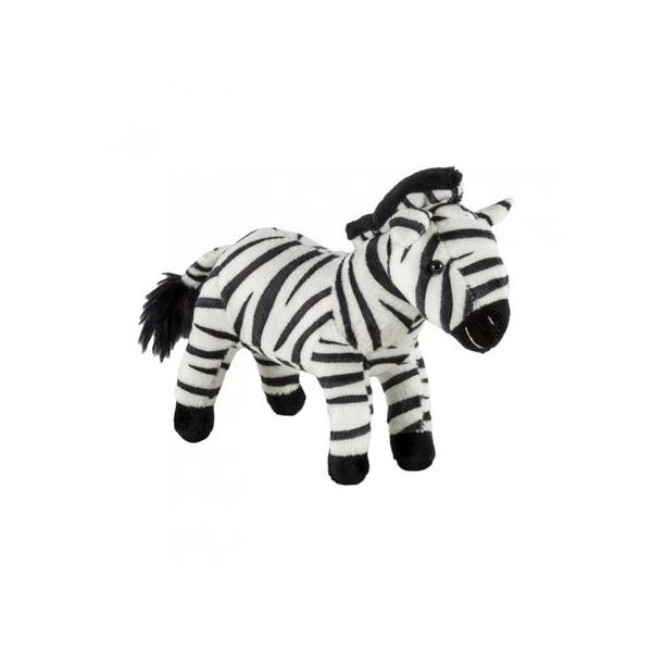 Jucarie de plus zebra, 19 cm