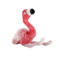 Jucarie de plus pasare flamingo, 24 cm