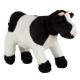 Jucarie de plus vaca, 16.5 cm