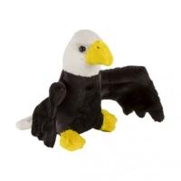 Jucarie de plus vultur, 14 cm