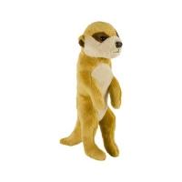 Jucarie de plus suricata, 23 cm
