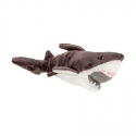 Jucarie de plus mare rechin alb, 28 cm
