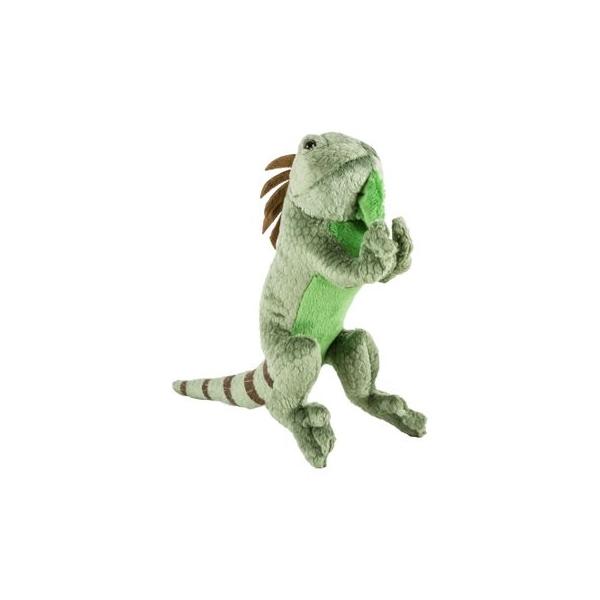 Jucarie de plus iguana, 29 cm