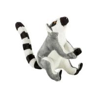 Jucarie de plus lemur, 18 cm